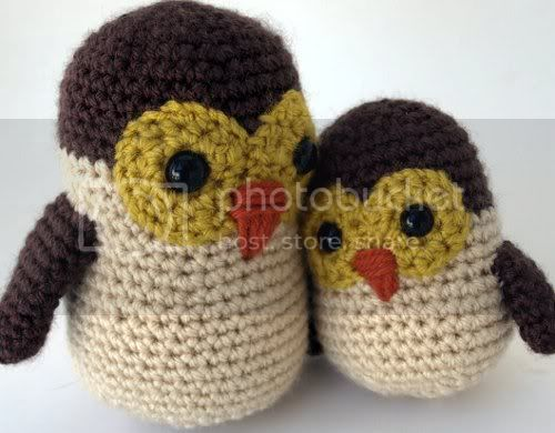 Mommy and Me Amigurumi Set &lt;br&gt; Made to Order