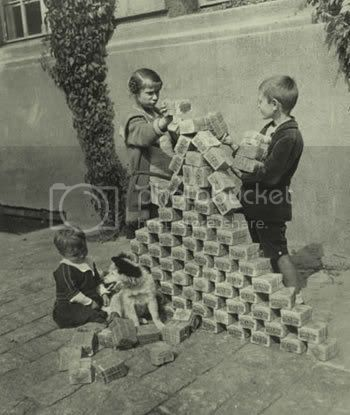 weimar-hyperinflation Pictures, Images and Photos